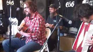 """Drive- By Truckers' Patterson Hood """"Heathens"""" For Wes & Jyl Freed 5/12/2010"""