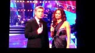 "Taio Cruz ""Dynamite"" Dancing With The Stars 2010"