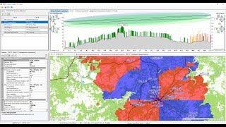 DRRL 7.0 - расчет показателей РРЛ и сетей радиодоступа