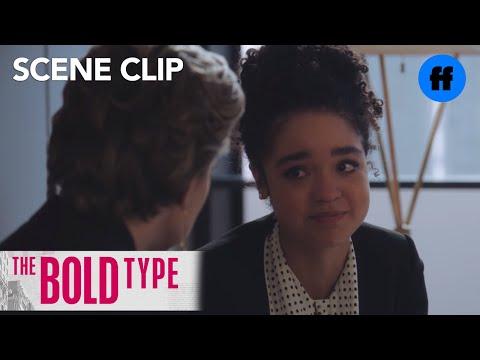 The Bold Type | Season 1, Episode 3: Jacqueline Consoles Kat | Freeform