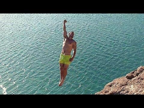Dominik Sky - Slow Motion Free Running
