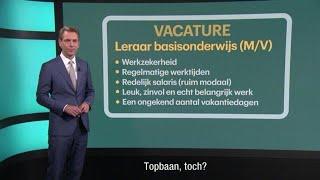 Vacature: leraar basisonderwijs - RTL Z NIEUWS