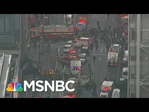 Former NYPD Commissioner Bill Bratton: NYC Suspect Inspired By ISIS | Morning Joe | MSNBC