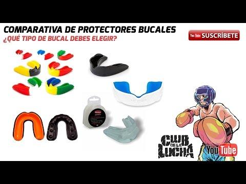 🥊 PROTECTOR BUCAL BOXEO : ¿Qué modelo elegir?