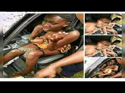Pastor caught having se😘x with church member in car
