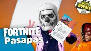 Kinderen Voor Kinderen - Pasapas (Officiële Fortnite Clip) Lil Şahin Gameplay
