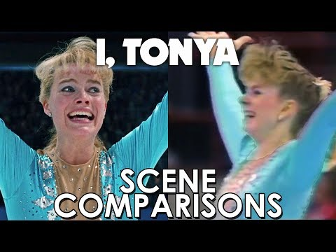 I, Tonya (2017) - scene comparisons