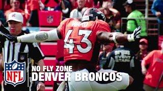 No Fly Zone: The Denver Broncos Defense | NFL