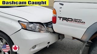 Ultimate North American Cars Driving Fails Compilation - 14 [Dash Cam Caught Video]