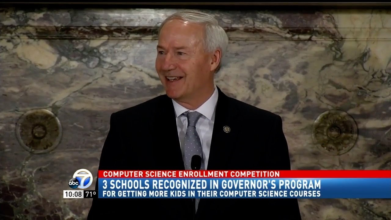KATV - Computer Science Enrollment Competition