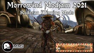 Morrowind Modjam 2021 - Redoran Winning Mods