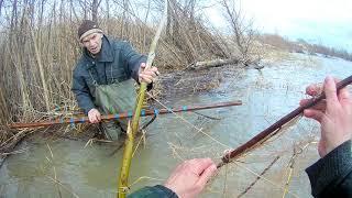 Что такое вентери в рыбалке