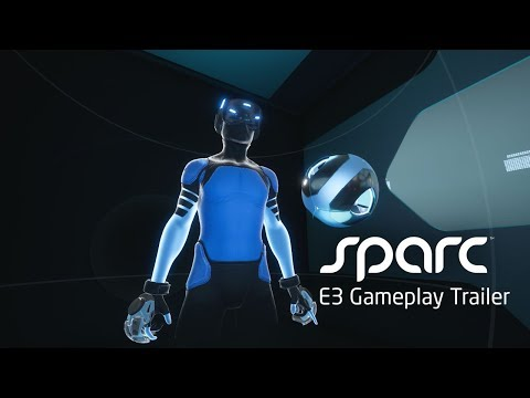 Sparc - E3 2017 Gameplay trailer (PS VR) thumbnail