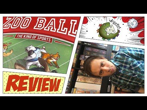 Zoo Ball Review - Würfel Reviews