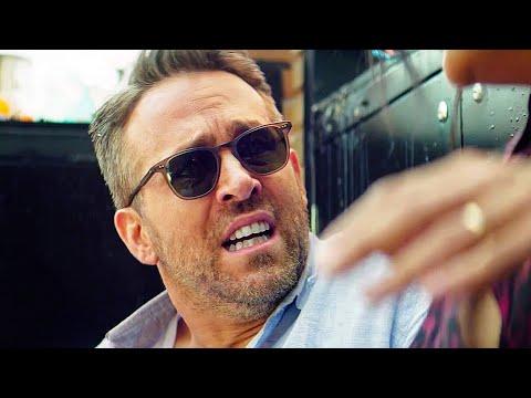 HITMAN & BODYGUARD 2 Bande Annonce (2021) Ryan Reynolds, Samuel L. Jackson, Action