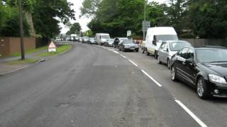 preview picture of video 'video 2 epsom road and ewell bypass 3 7 12 1030 3'