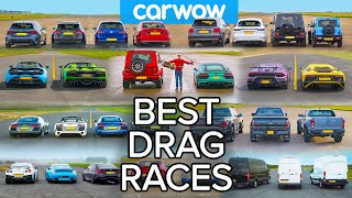 The greatest DRAG RACES *EVER*!