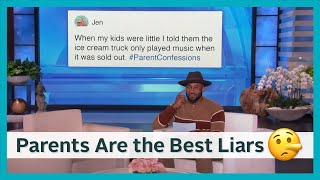 Parents Are the Best Liars