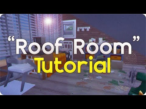"How To Build a "" Roof Room"" 
