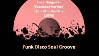 DIANA ROSS  - Love Hangover (Remix) (Tom Moulton Mix) (1976)