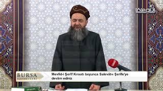 Merhaba Kasidesi 2 Aralık 2017 / Bursa