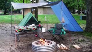 Campsite Setup
