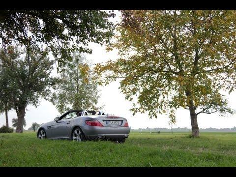 Videoblog Mercedes-Benz SLK 350: Frauenauto oder Männerauto? Eure Meinung zählt!
