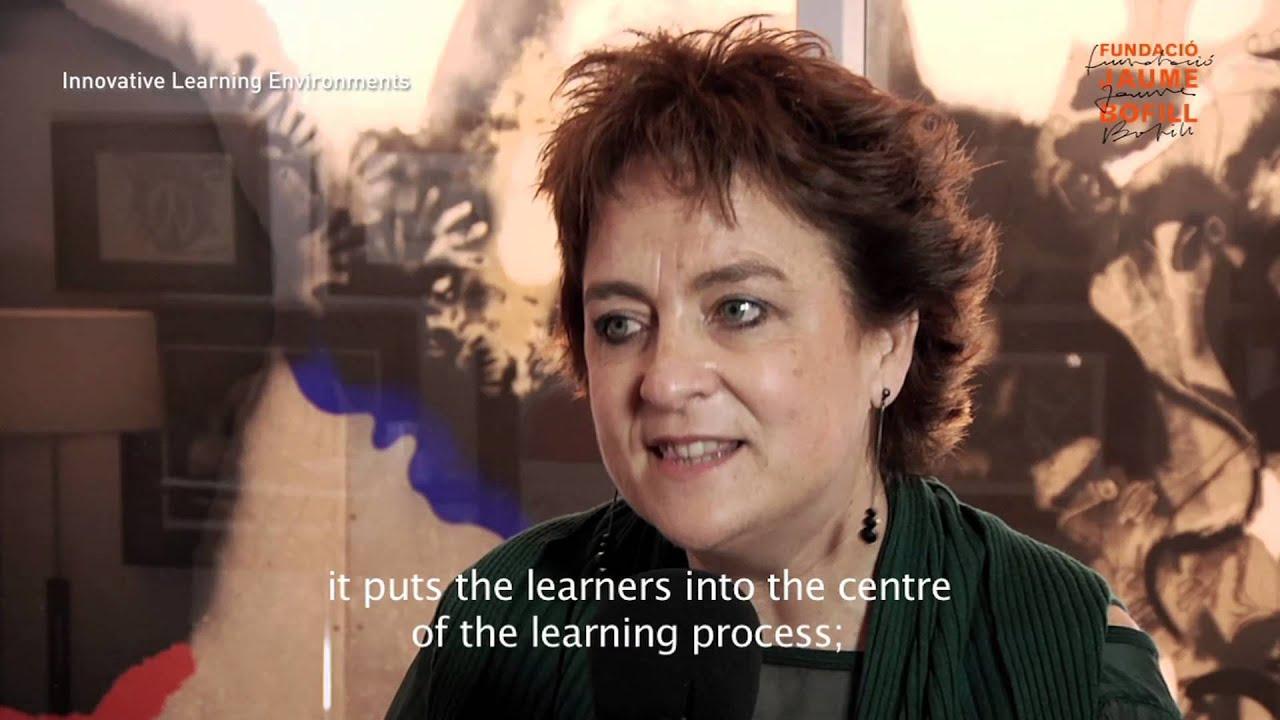 Presentació del projecte ILE Entorns innovadors d'aprenentatge (Innovative Learning Environments) de la Fundació J.Bofill, VOSAnglès