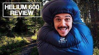 Mountain Equipment Helium 600 Sleeping Bag Review