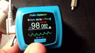 How to record overnight oximetry data
