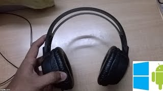 65) Philips shp1900 cheap headphones review kinda thing (part-1)