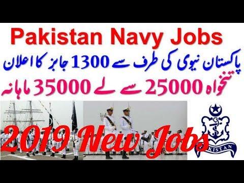 Video Join Pak Navy Pakistan Navy Civilians Jobs 2019, Apply