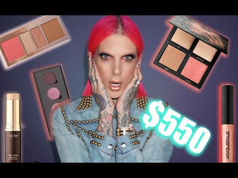 FULL FACE FIRST IMPRESSIONS | TRYING $550 OF NEW MAKEUP!