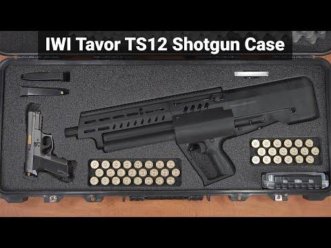 IWI Tavor TS12 Shotgun Case - Featured Youtube Video