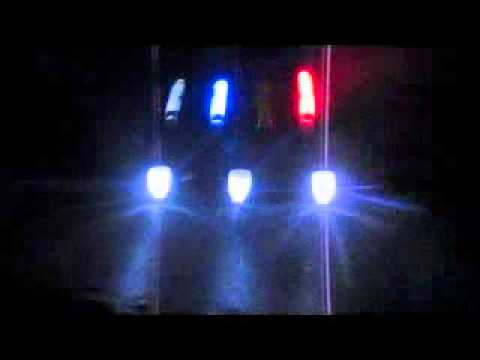 WINFLEI * LED Sicherheits Licht, Safty Light,