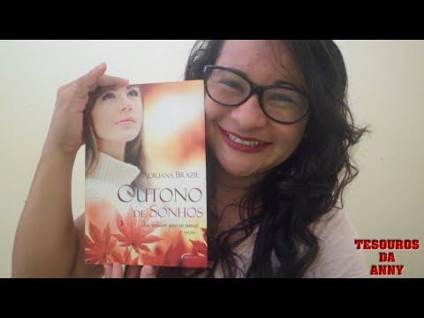 Resenha: Outono de Sonhos - Adriana Brazil