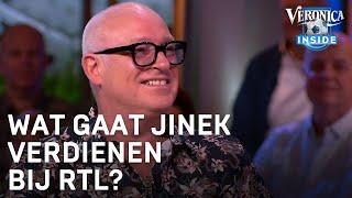 Jinek tekent megacontract bij RTL: 'Lekker man!' | VERONICA INSIDE