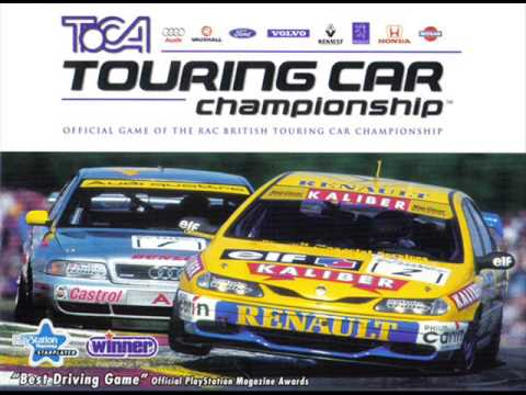 TOCA Touring Car Championship Intro And Main Theme - Hypertronic - Gary Scargill And Peter Oldroyd