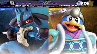 PSTS21 - Smash Ult. 1v1 LQF - Shiny (Lucario) vs. Dr. Robotnik (Yoshi, King Dedede)
