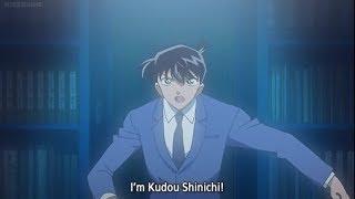 Detective Conan - Ran married Araide last episode