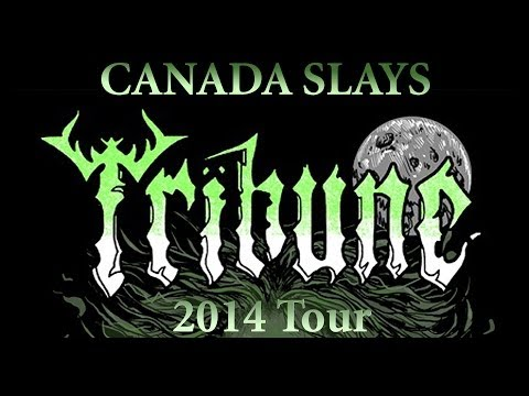 Canada Slays Tribune 2014 - #1 - Sponsors?