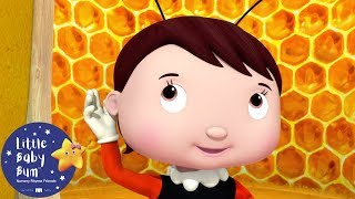 Little Bee Song V2 | Little Baby Bum | Cartoons and Kids Songs | Songs For Kids