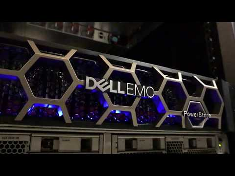 DellEMC PowerStore Install & Unboxing