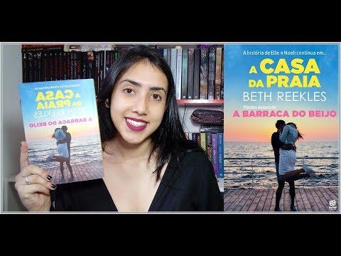 A Casa da Praia | Beth Reekles | Resenha |  Leticia Ferfer | Livro Livro Meu