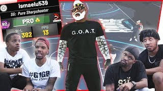 This Man CAN'T Be Stopped! - NBA 2K19 Playground Gameplay