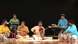 Violin fusion of Niravadhi Sukhada, a Thyagaraja Kriti