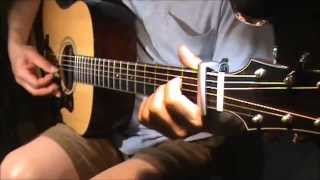 september grass - james taylor -vocal harmony- simple chords
