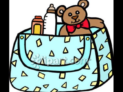 Gregorio's  Diaper Bag
