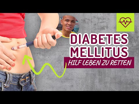 Differentialdiagnose von jemandem mit Diabetes mellitus Tabelle
