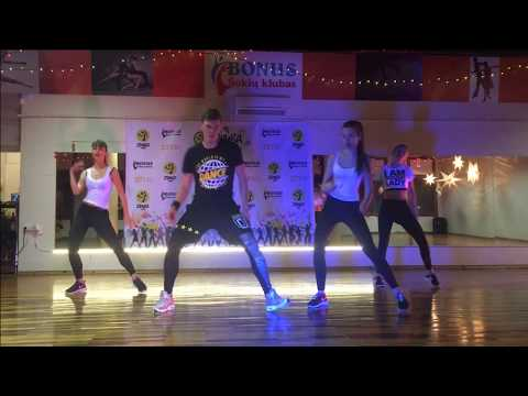 Inna - Nirvana. Zumba fitness with Aras
